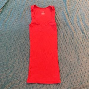 Nike Women's Tank Top Bright Coral XS
